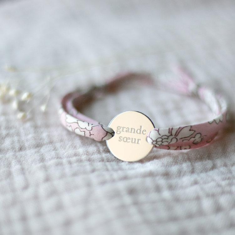 Bracelet Grande sœur Liberty