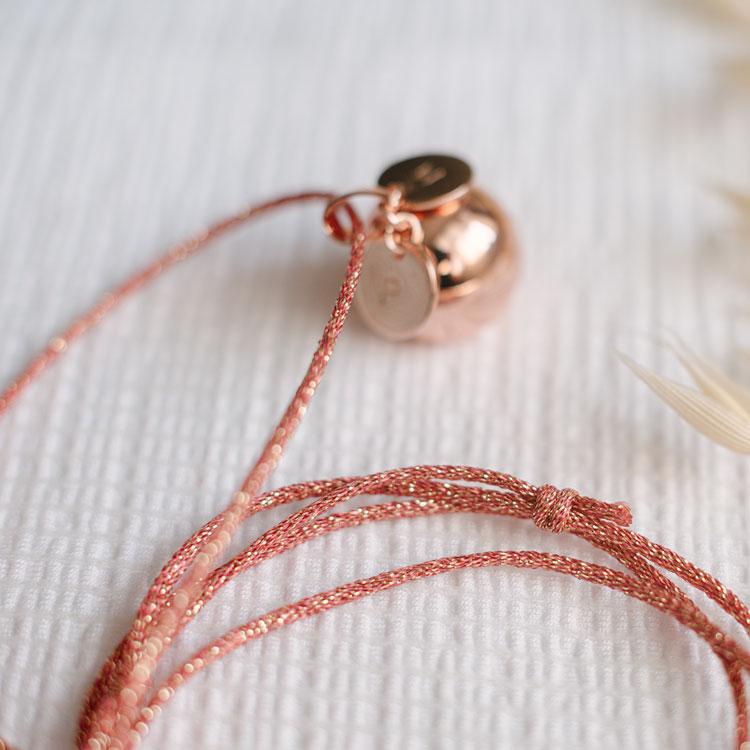 bola cuivré or rose