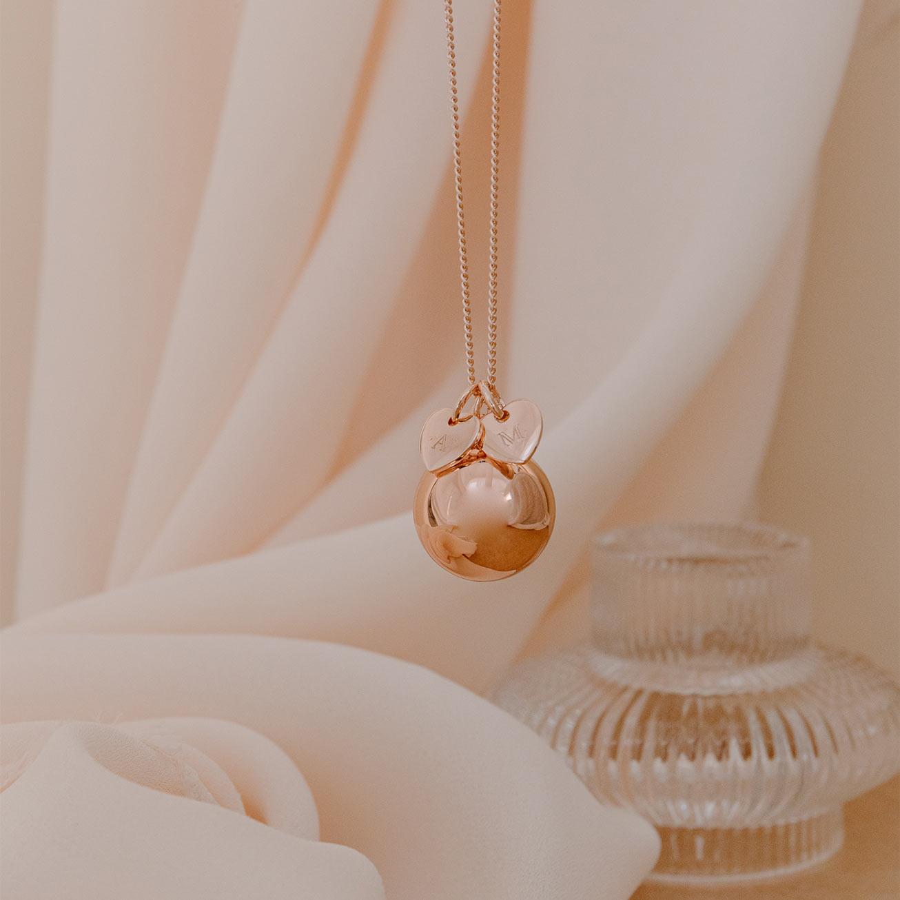 bola de grossesse Aphrodite rose