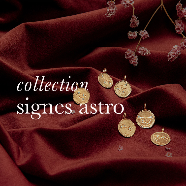 Collection collier signe astrologique